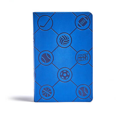 Picture of CSB Kids Bible, Sports Leathertouch