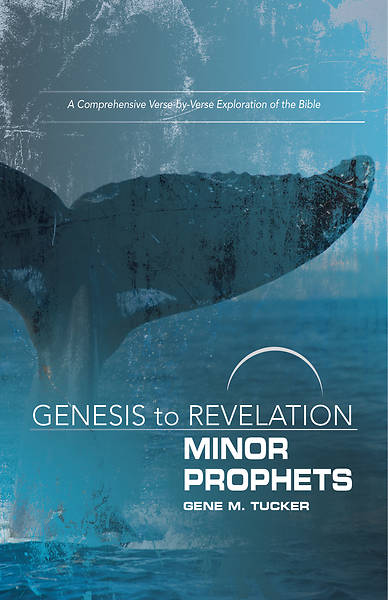 Picture of Genesis to Revelation Minor Prophets Participant Book - eBook [ePub]