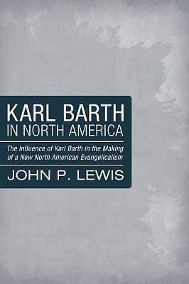 Picture of Karl Barth in North America
