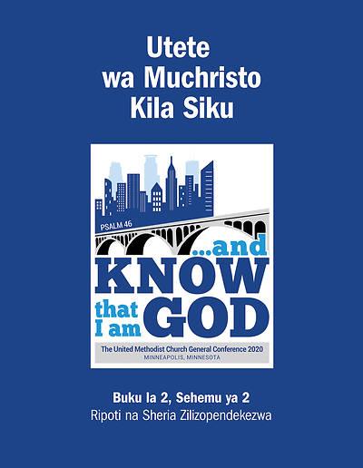 Picture of 2020 Mtetezi Wa Kikristo Wa Kila Siku Buku La2, Sehemu Ya 2 - Ripoti na Sheria Zilizopendekezwa