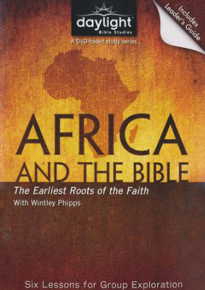 Picture of Africa & The Bible DVD w/ Leader's Guide