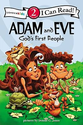 Picture of Adam and Eve, God's First People