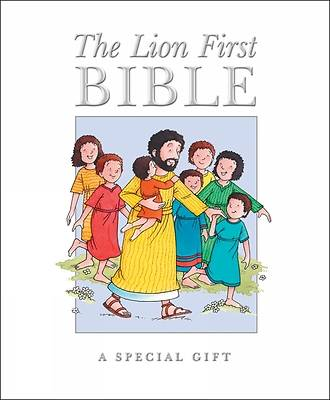 Picture of The Lion First Bible (White)