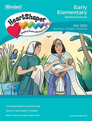 Standard Heartshaper Early Elementary Teaching Pictures Fall 2013