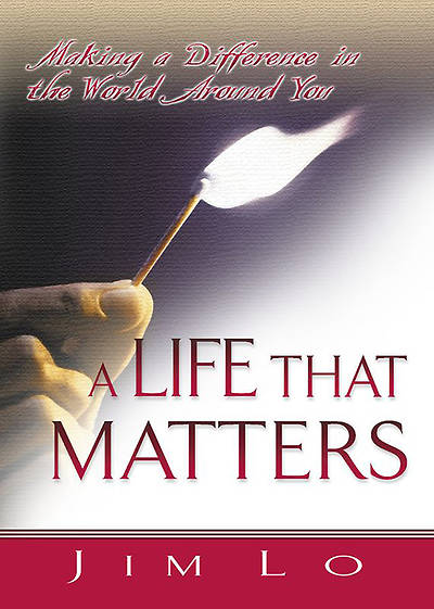 A Life That Matters  (Individual)