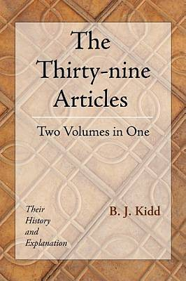 Picture of The Thirty-Nine Articles
