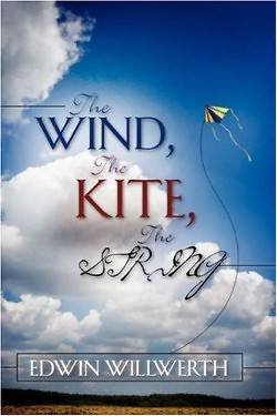 The Wind, the Kite, the String