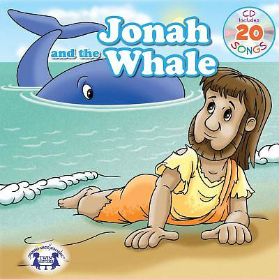 Picture of Jonah and the Whale Padded Board Book & CD