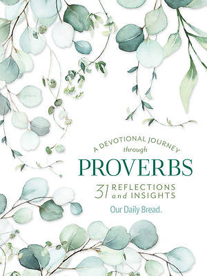 Picture of A Devotional Journey Through Proverbs
