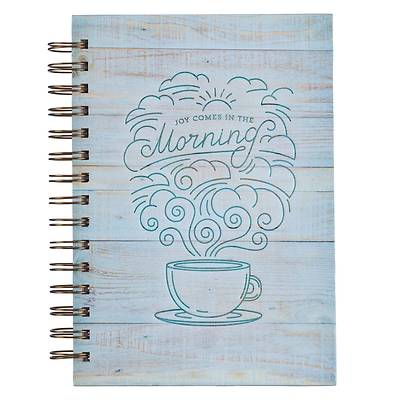 Picture of Journal Wirebound Large Joy in the Morning