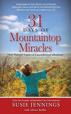 Picture of 31 Days of Mountaintop Miracles