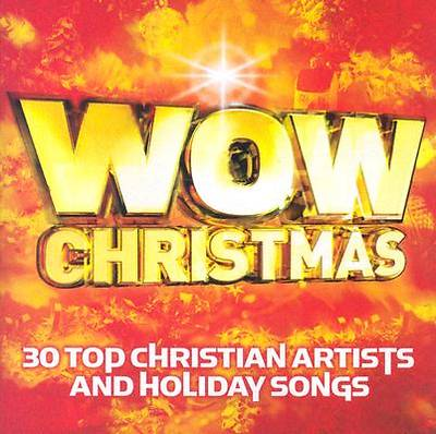 Wow Christmas CD Red