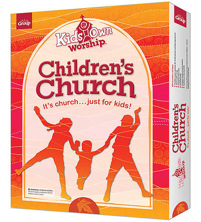 Group KidsOwn Worship Kit Fall 2013