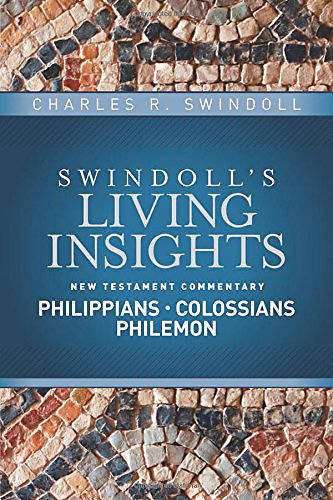 Picture of Insights on Philippians, Colossians, Philemon