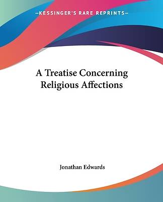 Picture of A Treatise Concerning Religious Affections