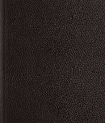 Picture of ESV Journaling Bible (Buffalo Leather Over Board, Deep Brown)