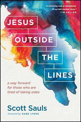 Picture of Jesus Outside the Lines - eBook [ePub]