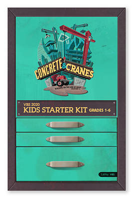 Picture of Vacation Bible School (VBS 2020) Concrete & Cranes Kids Starter Kit