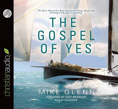 The Gospel of Yes Audiobook