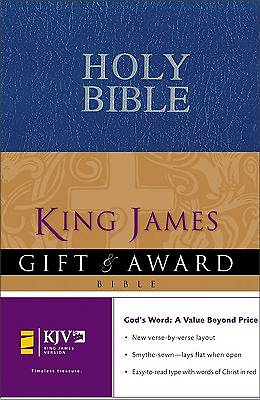 Gift and Award King James Version Bible