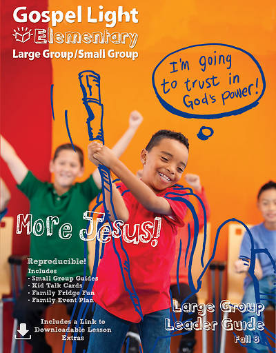 Picture of Gospel Light Large Group/Small Group Leaders Guide Year B Fall