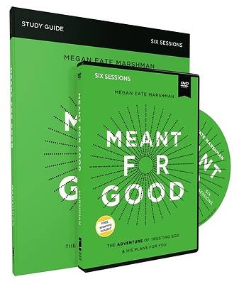 Picture of Meant for Good Study Guide with DVD