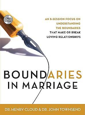Boundaries in Marriage CD