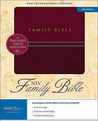 Picture of Family Bible