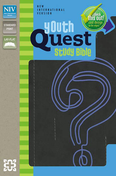 Youth Quest Study Bible-NIV