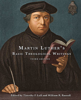 Picture of Martin Luther's Basic Theological Writings