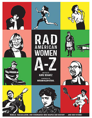 Picture of Rad American Women A-Z