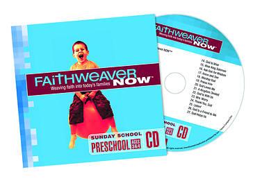 Picture of FaithWeaver NOW Preschool CD Spring 2015