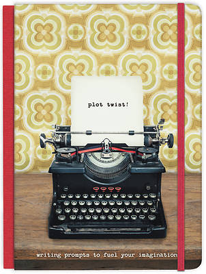 Picture of Plot Twist! Hardcover Journal