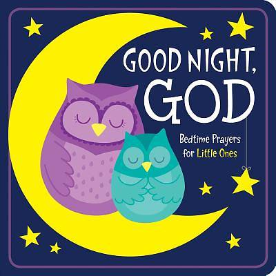 Picture of Good Night, God