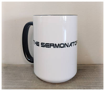 Picture of The Sermonator Mug