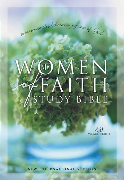 New International Version Women of Faith Study Bible