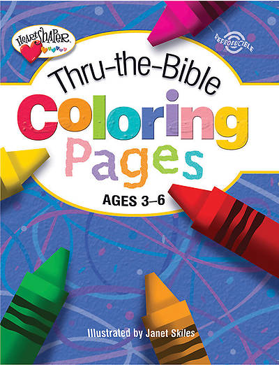 Thru-The-Bible Coloring Pages