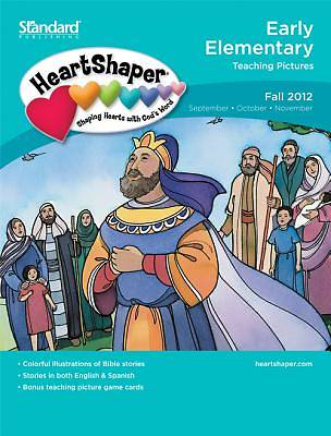 Standards HeartShaper Early Elementary Teaching Pictures Fall 2012