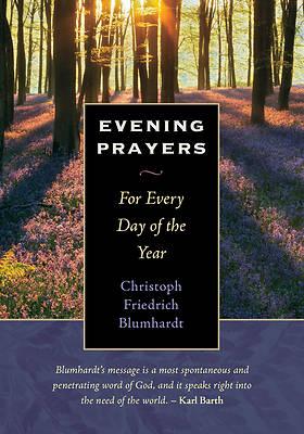 Picture of Evening Prayers - eBook [ePub]