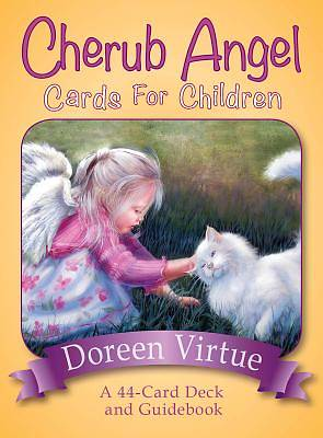 Picture of Cherub Angel Cards for Children