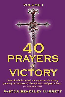 Picture of 40 Prayers of Victory