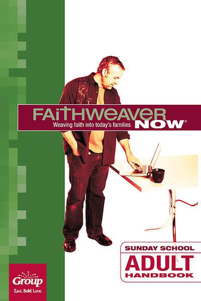 Picture of FaithWeaver Now Adult Handbook Summer 2016