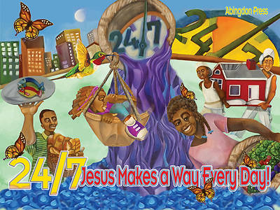 Vacation Bible School (VBS) 2018 24/7 I Got Shoes - MP3 Download