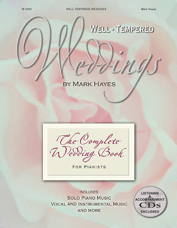 Well-Tempered Weddings Listening CDs