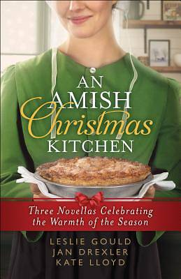 Picture of An Amish Christmas Kitchen