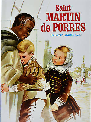 Picture of Saint Martin de Porres