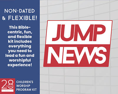 Picture of 28nineteen Jump News Worship Program Kit