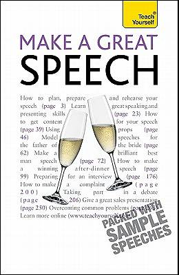 Make a Great Speech