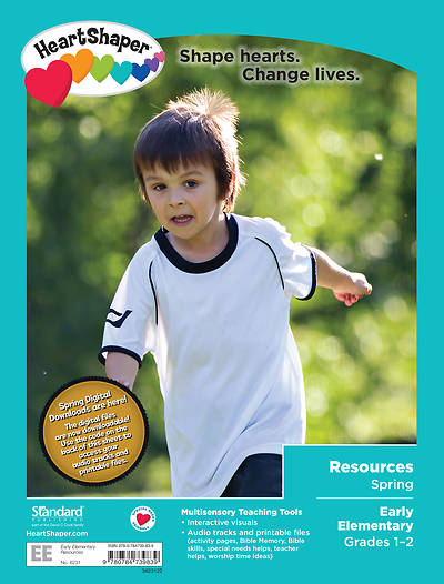 Picture of HeartShaper Early Elementary Resources Spring