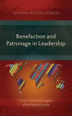 Picture of Benefaction and Patronage in Leadership